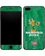 Milwaukee Bucks Hardwood Classics iPhone 8 Plus Skin