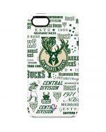 Milwaukee Bucks Historic Blast New iPhone 5/5s/SE Pro Case