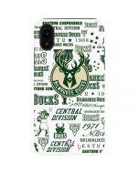 Milwaukee Bucks Historic Blast New iPhone XR Pro Case