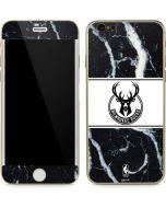 Milwaukee Bucks Marble iPhone 6/6s Skin