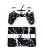 Milwaukee Bucks Marble PlayStation Classic Bundle Skin