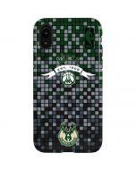 Milwaukee Bucks Pixels iPhone XR Pro Case