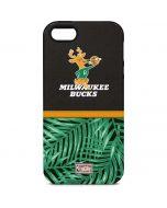 Milwaukee Bucks Retro Palms iPhone 5/5s/SE Pro Case