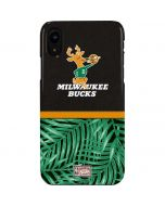 Milwaukee Bucks Retro Palms iPhone XR Lite Case