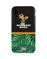 Milwaukee Bucks Retro Palms iPhone XR Pro Case