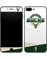 Milwaukee Bucks Split iPhone 8 Plus Skin