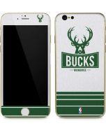 Milwaukee Bucks Static iPhone 6/6s Skin