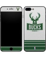 Milwaukee Bucks Static iPhone 8 Plus Skin