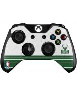 Milwaukee Bucks Static Xbox One Controller Skin