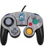 Minnesota Timberwolves Hardwood Classics Nintendo GameCube Controller Skin