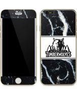 Minnesota Timberwolves Marble iPhone 6/6s Skin