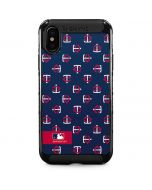 Minnesota Twins Full Count iPhone XS Max Cargo Case
