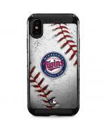 Minnesota Twins Game Ball iPhone XS Max Cargo Case