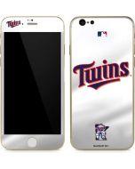 Minnesota Twins Home Jersey iPhone 6/6s Skin