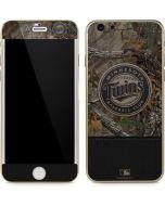 Minnesota Twins Realtree Xtra Camo iPhone 6/6s Skin