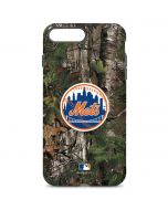New York Mets Realtree Xtra Green Camo iPhone 7 Plus Pro Case