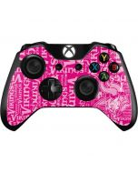 Minnesota Vikings - Blast Pink Xbox One Controller Skin