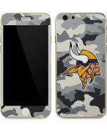 Minnesota Vikings Camo iPhone 6/6s Skin