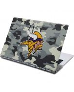 Minnesota Vikings Camo Yoga 910 2-in-1 14in Touch-Screen Skin