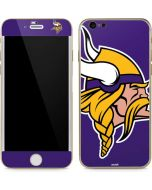 Minnesota Vikings Large Logo iPhone 6/6s Skin
