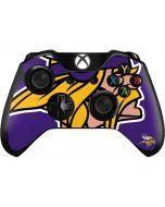 Minnesota Vikings Large Logo Xbox One Controller Skin