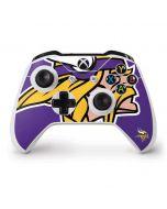 Minnesota Vikings Large Logo Xbox One S Controller Skin