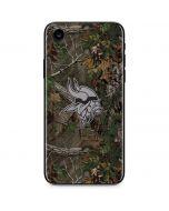 Minnesota Vikings Realtree Xtra Green Camo iPhone XR Skin