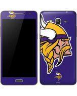 Minnesota Vikings Retro Logo Galaxy Grand Prime Skin