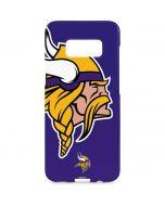 Minnesota Vikings Retro Logo Galaxy S8 Plus Lite Case