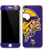 Minnesota Vikings Retro Logo iPhone 6/6s Skin