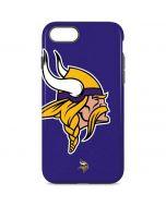 Minnesota Vikings Retro Logo iPhone 8 Pro Case