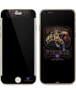 Minnesota Vikings Running Back iPhone 6/6s Skin