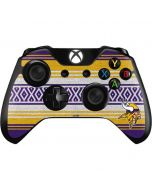 Minnesota Vikings Trailblazer Xbox One Controller Skin
