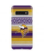 Minnesota Vikings Trailblazer Galaxy S10 Lite Case