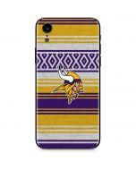 Minnesota Vikings Trailblazer iPhone XR Skin