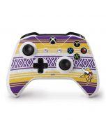 Minnesota Vikings Trailblazer Xbox One S Controller Skin