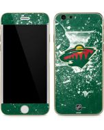 Minnesota Wild Frozen iPhone 6/6s Skin