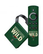 Minnesota Wild Lineup Amazon Fire TV Skin