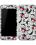 Minnie Mouse Color Pop Galaxy J3 Skin