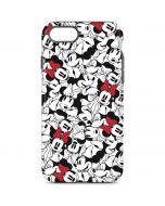 Minnie Mouse Color Pop iPhone 8 Pro Case