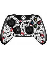 Minnie Mouse Color Pop Xbox One Controller Skin