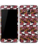 Minnie Mouse Dancing Galaxy J3 Skin