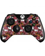 Minnie Mouse Dancing Xbox One Controller Skin