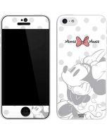 Minnie Mouse Daydream iPhone 5c Skin