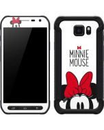 Minnie Mouse Galaxy S6 Active Skin