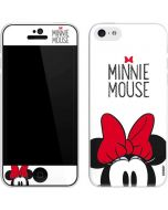 Minnie Mouse iPhone 5c Skin