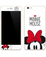 Minnie Mouse iPhone 6/6s Plus Skin