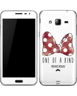 Minnie Mouse One Of A Kind Galaxy J3 Skin