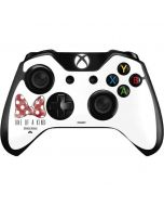 Minnie Mouse One Of A Kind Xbox One Controller Skin