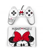 Minnie Mouse PlayStation Classic Bundle Skin